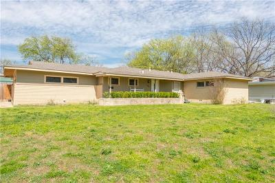 Richland Hills Single Family Home For Sale: 6801 Pecan Park Drive