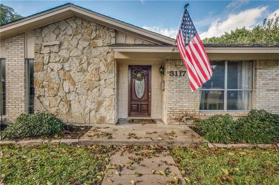 Single Family Home For Sale: 3117 Brookhaven Club Drive