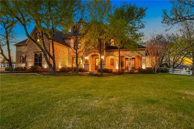 Flower Mound Single Family Home For Sale: 4400 Dade Drive