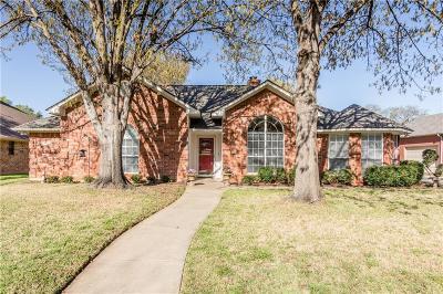 Denton Single Family Home For Sale: 1016 Indian Ridge Drive