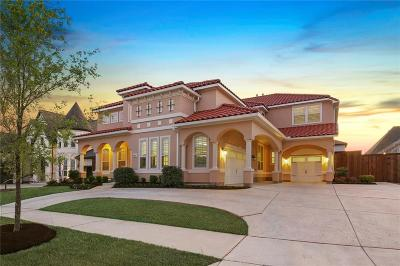 Frisco Single Family Home For Sale: 6467 Cork Road