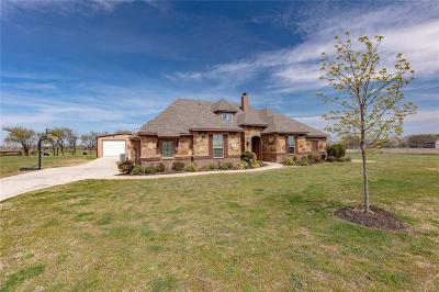 Decatur Single Family Home Active Option Contract: 137 Lajitas Drive