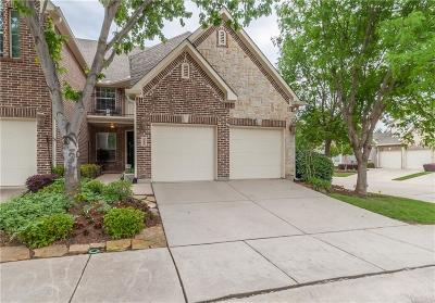 Lewisville Townhouse For Sale: 186 Venice Trail #1401