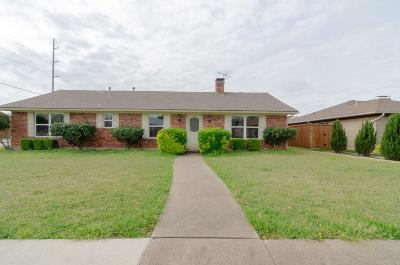 Richardson Single Family Home For Sale: 2116 Cornell Drive
