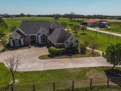 Mabank Single Family Home For Sale: 5001 Fm 3080