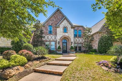 Southlake Single Family Home For Sale: 201 Beaver Creek Court