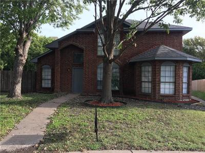 Rowlett Single Family Home For Sale: 3109 David Drive