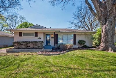 Single Family Home For Sale: 8843 Larchwood Drive