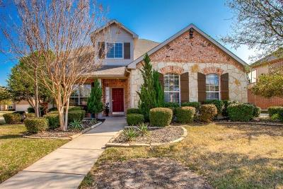 Forney Single Family Home For Sale: 1001 Spinnaker Drive