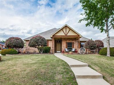 Denton Single Family Home For Sale: 1609 Cordero Court