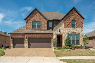 Prosper Single Family Home For Sale: 1317 Crater Court
