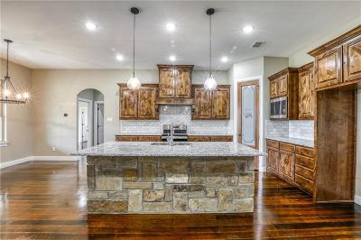 Weatherford Single Family Home For Sale: 1301 Sweet Springs Road