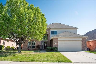 Wylie Single Family Home For Sale: 208 Harvest Bend Drive