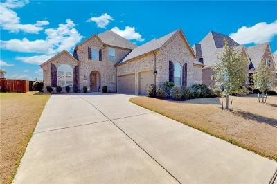 Forney Single Family Home For Sale: 1062 Knoxbridge Road