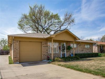 Lewisville Single Family Home For Sale: 606 W Purnell Road