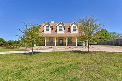 Burleson Single Family Home Active Contingent: 7528 Levy Acres Circle W