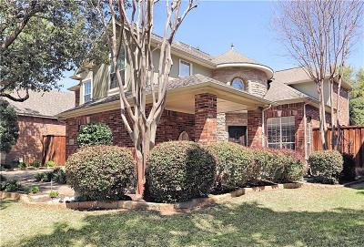 Flower Mound Single Family Home Active Option Contract: 3312 Langley Court