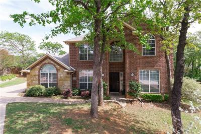 Denton County Single Family Home For Sale: 1509 Greenspoint Circle