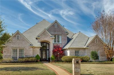 Fort Worth Single Family Home Active Option Contract: 7109 Saucon Valley Drive