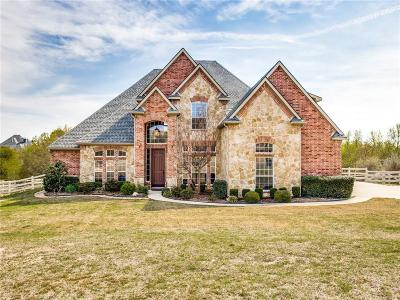 Azle Single Family Home For Sale: 113 Deer Crossing Way