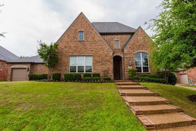 Prosper Single Family Home For Sale: 730 Dentwood Trail