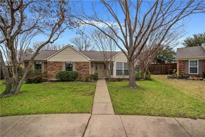 Coppell Single Family Home For Sale: 910 Lenten Court