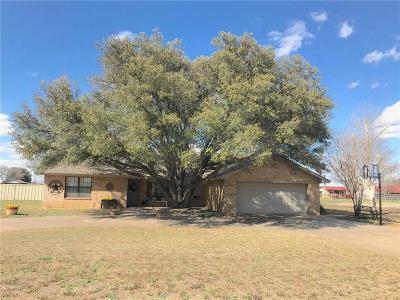 Wilbarger County Single Family Home For Sale: 4408 Tanglewood