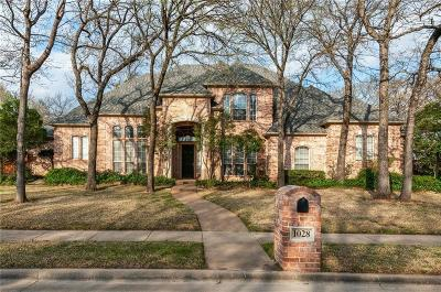Keller Single Family Home For Sale: 1028 Hardwick Trail