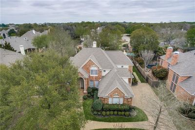 Southlake, Westlake, Trophy Club Single Family Home For Sale: 220 Highland Oaks Circle