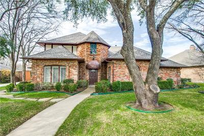Single Family Home For Sale: 12231 Cross Creek Drive