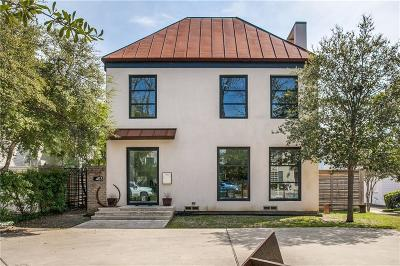 University Park, Highland Park Single Family Home For Sale: 4113 San Carlos