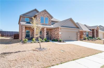 Forney Single Family Home For Sale: 2420 Willard Way