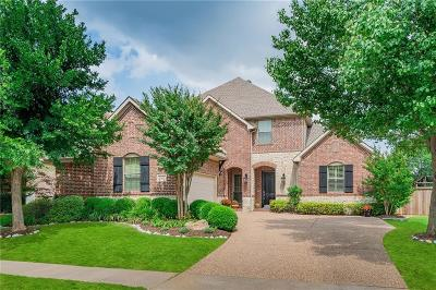 Allen Single Family Home Active Contingent: 1102 Salado Drive