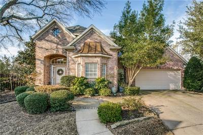 McKinney Single Family Home Active Contingent: 914 Lake Point Circle