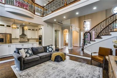 Mckinney Single Family Home For Sale: 7005 Old York Road