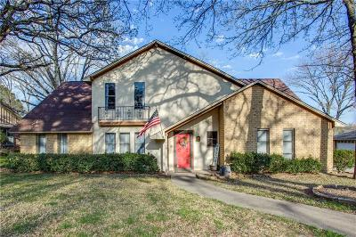 Denison Single Family Home For Sale: 606 Queens Road
