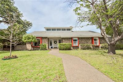 Richardson Single Family Home For Sale: 1907 Marquette Drive