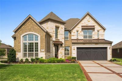 Frisco Single Family Home Active Option Contract: 5117 Dover Court