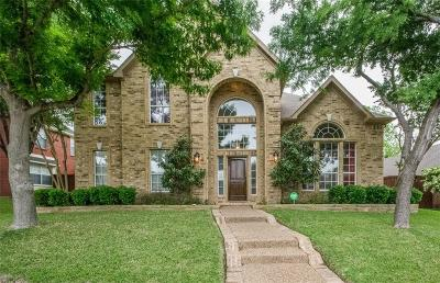 Garland Single Family Home For Sale: 617 Winged Foot Lane