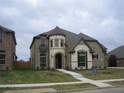 Forney Single Family Home For Sale: 262 Fox Hollow