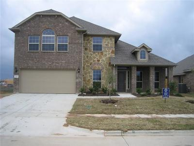 Forney Single Family Home For Sale: 269 Giddings Trail