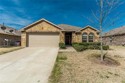 Van Alstyne Single Family Home Active Contingent: 1520 Greenbrier Drive