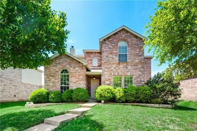 Royse City Single Family Home Active Option Contract: 1517 Redman Drive