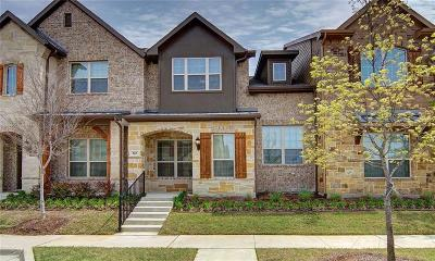 Richardson Townhouse For Sale: 865 Rohan Drive
