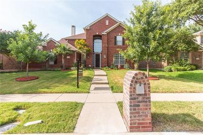 Plano Single Family Home For Sale: 2317 High Country Way