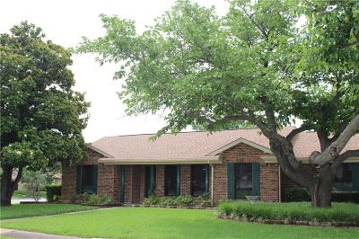 Farmers Branch Single Family Home For Sale: 3150 Palmdale Circle