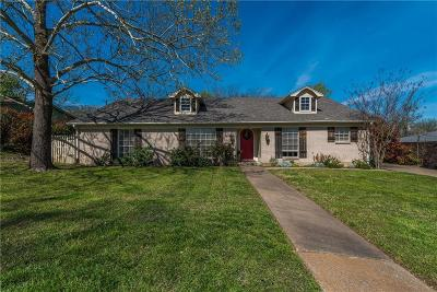 Sherman Single Family Home For Sale: 310 Chisholm Trail