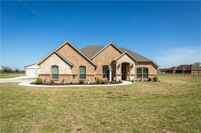 Springtown Single Family Home For Sale: 304 Lavender Circle