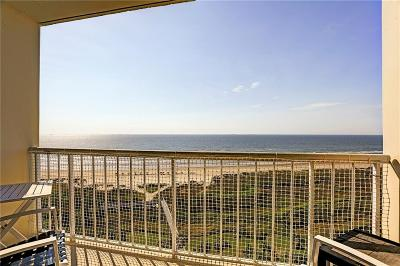 Galveston County Condo For Sale: 1401 E Beach Drive #1109