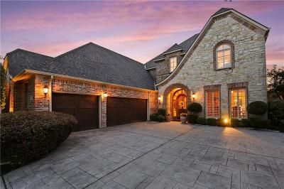 Southlake Single Family Home Active Option Contract: 507 Regency Crossing